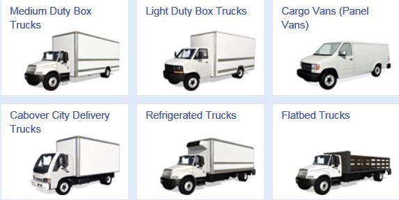 Commercial auto insurance offices insures Box-Trucks-Straight-Trucks-Flatbeds and more including fleets of vehicles or trucks.